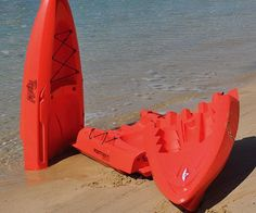 Modular Kayak - http://tiwib.co/modular-kayak/ #Transportation