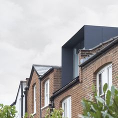 Award winning, innovative London architects specialising in high-end, bespoke residential and public projects Loft Dormer, Dormer House, Dormer Roof, Dormer Windows, Roof Architecture, Architecture Details, Residential Architecture, House Extension Design, Roof Extension