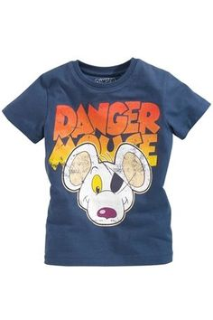 danger mouse t-shirt Danger Mouse, Fashion Wear, Cool T Shirts, Man Cave, Action Figures, Kids Outfits, Cool Style, Comics, Box