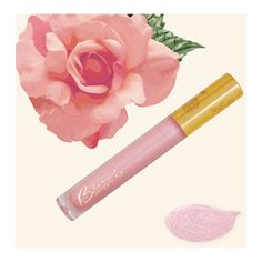 Rose Sweetheart Glaze (130 CNY) ❤ liked on Polyvore featuring beauty products, makeup, rose makeup and rose cosmetics