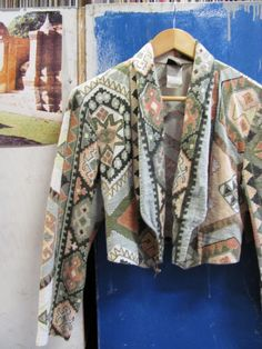 Navajo Print Jacket @ Moody Lords