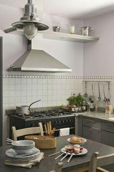 Cuisine d'une maison La Trinité de Porto Vecchio, Corse #vacances
