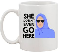 My life can now be complete. Someone please buy me this mug for Christmas!!!!!