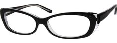 BlackAcetate Full-Rim Frame with Spring Hinges302421