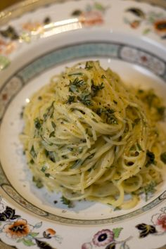 Angel's Hair Pasta and A Brief Career - Hotly Spiced