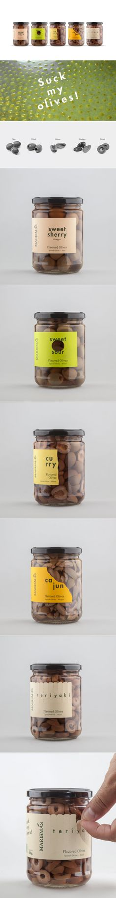 Is that a Jar of Olives in Your Pocket, or are You Just Happy to See Me? — The Dieline | Packaging & Branding Design & Innovation News
