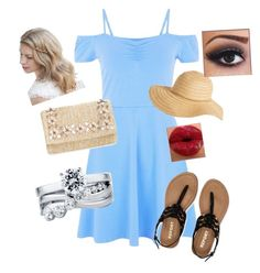 """""""Cold Shoulders"""" by emilybeauty101 on Polyvore"""