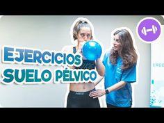 EJERCICIOS para el SUELO PÉLVICO: técnica de hipopresivos - YouTube Zumba, Gym Equipment, Exercise, Youtube, Yoga, Fitness, Tips, Health, Physical Therapy