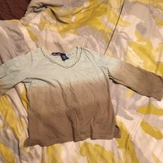Shirt Is never been wore or washed . It's been on my closet since I bought it , but however I did take of the price tag. Other