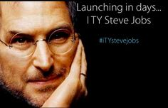 Thank You Steve Jobs...Oct. 5 Anniversary of his passing!