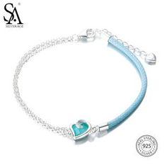 Bohemian Bracelet - Fine Jewellery Real 925 Sterling Silver Bracelet