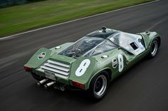 1968 Marcos-Mantis-XP JUST RIDE