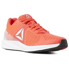 330e05c75 Reebok Shoes Women's Endless Road in Neon Red/Gva Pnch/Wht Size 5 - Running  Shoes