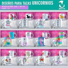 Unicornio Pink Unicorn taza vaso henkel en una caja de regalo PPD