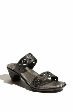 b713daa84 Naot  Palace  Sandal available at  Nordstrom metalic not black Leather  Sandals