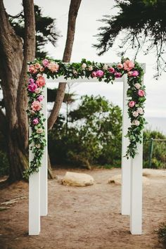 Wedding ceremony idea; photo: Melissa Biador