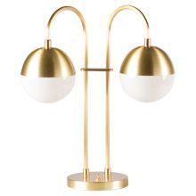 Cedar & Moss Double Table Lamp