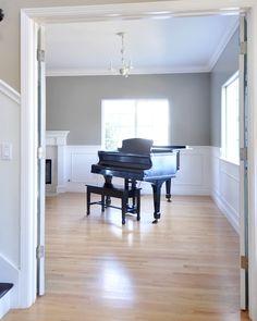 Wall Colors With Light Oak Floors : Light Oak Flooring Design Ideas, Pictures, Remodel, and Decor Home Ideas Pinterest Paint ...