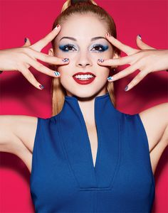 Get the Look: COVERGIRL Athlete Gracie Gold