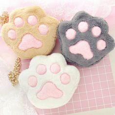Kawaii Cat's Paw Bag