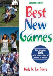 With Best New Games, Updated Edition, you can lead people of all ages and abilities in cooperative fun! This resource is rich with activity ideas for classroom and physical education teachers as well as group leaders in settings such as scout troops, youth groups, college orientations, retirement and senior centers, day care centers, park district programs, and business conferences and meetings.