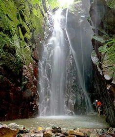 Cascada Carite en Bosque Carite,Cayey PR
