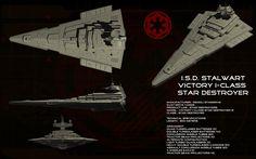Victory-I Star Destroyer ortho - ISD Stalwart by unusualsuspex on DeviantArt