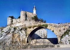 Architecture Castle Bridge Buildings Hq For 439141 Beautiful Castles, Beautiful Sites, Beautiful Places, Palaces, Santa Ana, Architecture Wallpaper, Spain And Portugal, Medieval Castle, Beautiful Architecture