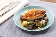 ... steaks chicken roasted carrots pork chops roasted sweet potatoes ramen
