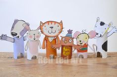 Calling all Poppy Cat fans!! Make these simple Poppy Cat Puppets, using our free printable and TP Rolls!