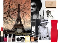 """Paris #2"" by orladonegan on Polyvore"