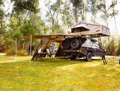 image of Vehicle Awning Darche Eclipse 270 US Passenger side Roof Top Tent, Top Tents, Ford Ranger Raptor, Telescopic Pole, Roof Rack, Land Cruiser, Gazebo, Camping, Outdoor Structures