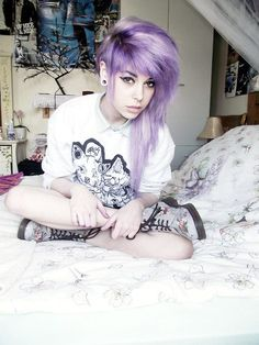 Brilliant Emo Scene Happenings And My Name On Pinterest Short Hairstyles For Black Women Fulllsitofus