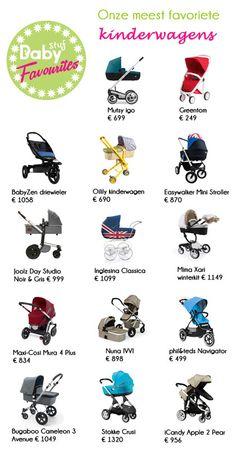 BabyStuf favourites: de nieuwste #kinderwagens | Babystuf