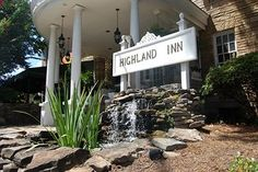 Located in the Poncey-Highlands and near the Virginia-Highlands area of Atlanta, GA, The Highland Inn provides visitors with a desirable location and pleasant stay at one of the city's most unique hotels. Weekend In Atlanta, North Highlands, Atlanta Hotels, Somewhere Over, Unique Hotels, Pedestrian, Over The Rainbow, Staycation, Travel Usa