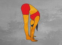 Лучшие упражнения для растяжения поясницы и задних мышц бедра