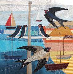 Rachel Sumner, Swallows Ahoy