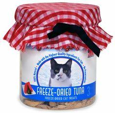 Grandma Lucy's Freeze-Dried Tuna Cat Treats (3 oz) - Cat Treats - $7.59