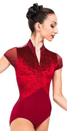 ec193ab2757b 37 Best Short Sleeved Leotards DanceWear Corner images