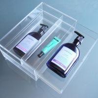 OEM Design Hot Sale Stylish Acrylic Cosmetic Display
