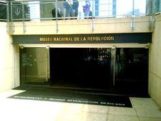 Recorrido virtual por el Museo Nacional de la Revolución mexicana: Museo Nacional de la Revolución Mexicana