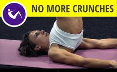 This exercise targets: abdominal muscles For this exercise, you will need: an exercise mat Lie flat on your back with your head and shoulders resting on the ...