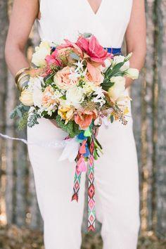 Tassel bouquet