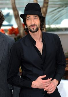 adrien brody in dolce & gabana... oh, hunny...you soulful, quirky hunk!  i <3 u!!! |Pinned from PinTo for iPad|
