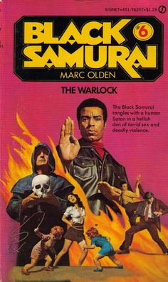 The Warlock, Signet Books, 1975
