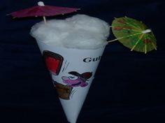 Enthält Eine Bebilderte Anleitung Zur Erstellung Eines Gutscheins Zum Thema  Eis Und Eis Essen, Insbesondere Als Sommerlicher Gutschein Oder Einladung.