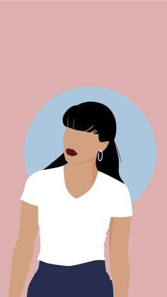 Video Game Character Design Art In Adobe Illustration Abstract Illustration, Woman Illustration, Portrait Illustration, Girl Illustrations, Arte Sketchbook, Female Art, Art Inspo, Art Sketches, Art Girl