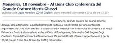 Le retrovie della Massoneria: il club Rotary International ed il Lions Club International