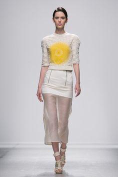 Rahul Mishra SS2015 RTW Collection - Vogue UK