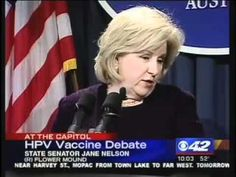 Lawmakers Wanted Gov. Perry to Rescind Exec. Order on Vaccine - WATCH THE VIDEO.    *** vaccine to prevent cancer ***   original post in 2007 The contraversial HPV Vaccine, meant to prevent cervical cancer, has been required by Texas Governor Perry through executive order. This has angered not only critics of the vaccine and those concerned about the historical problems with...